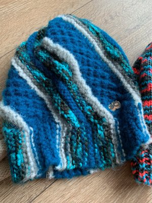 Protest Knitted Hat blue