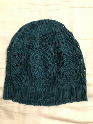 Knitted Hat petrol