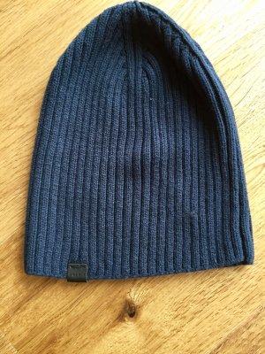 Strickmütze Esprit dunkelblau