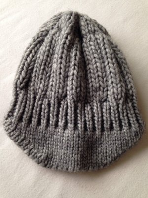 Clockhouse Knitted Hat grey