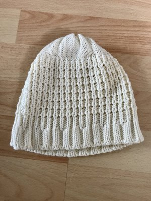 Crochet Cap natural white