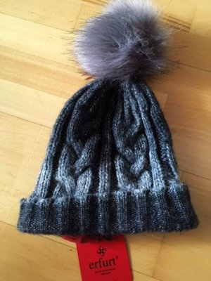 Erfurt Knitted Hat multicolored wool