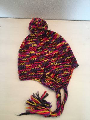 Blind Date Knitted Hat multicolored