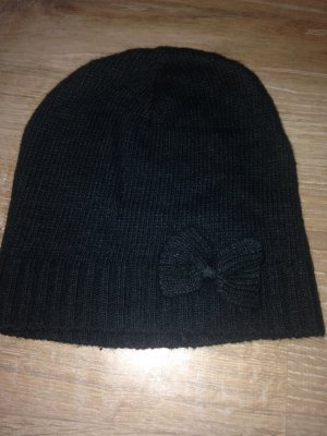 H&M Knitted Hat dark green