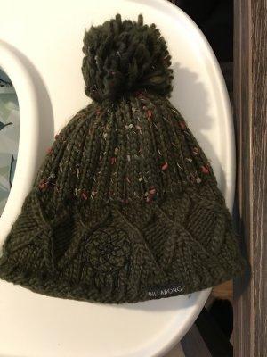 Billabong Chapeau en tricot multicolore