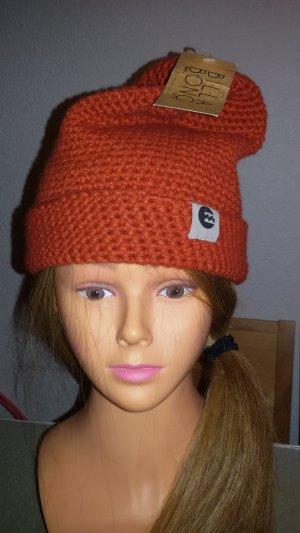 billa bong Knitted Hat russet