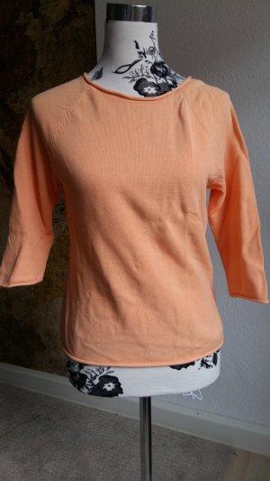 Eddie Bauer Camicia maglia albicocca