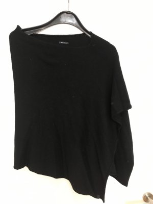 Campus by Marc O'Polo Knitted Poncho black mixture fibre