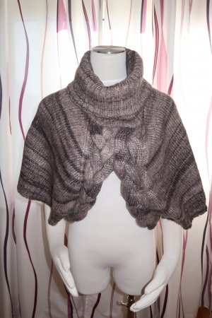 Forever Unique Poncho light brown