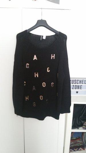 Strickpulli CHAOS Pullover M