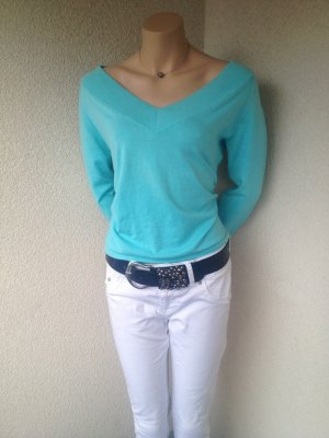 Bellissima Pull turquoise