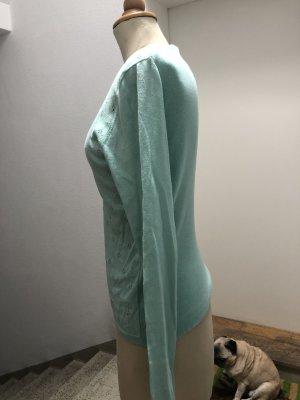 Strickpullöverchen - mintgrün