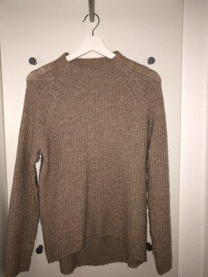 Amisu Long Sweater beige