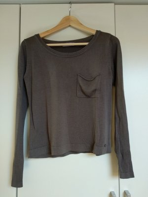 AJC Knitted Sweater anthracite