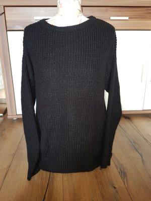 Strickpullover 3suisses schwarz für Winter lang