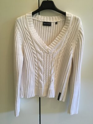 Marc O'Polo Knitted Sweater white
