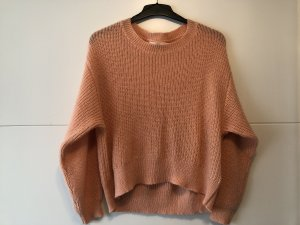 H&M Knitted Sweater salmon