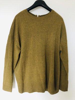 H&M Maglione lavorato a maglia sabbia