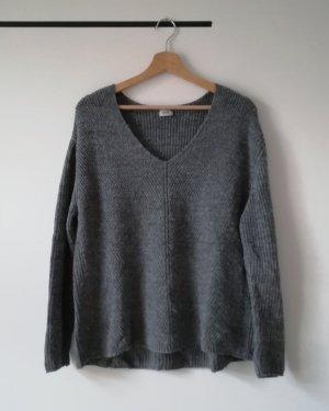 Pimkie Maglione lavorato a maglia grigio