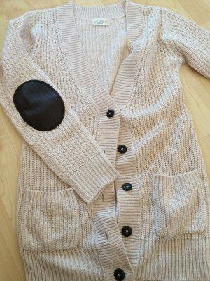 Strickpullover in Nude von Pull&Bear