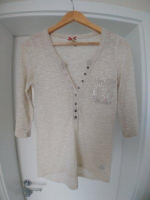 Strickpullover Key Largo Girls Gr. S beige