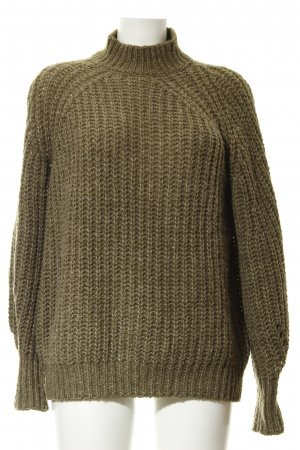 Strickpullover khaki Casual-Look