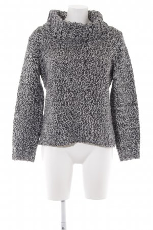 Strickpullover meliert Casual-Look