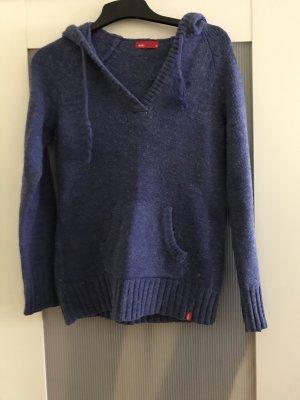 edc by Esprit Wool Sweater blue