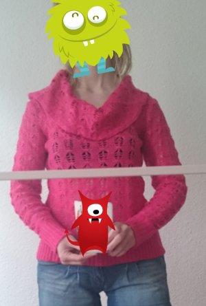 Tally Weijl Camisa tejida rosa