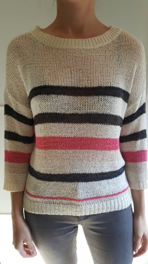 Only Coarse Knitted Sweater multicolored