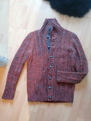 Puebla Coarse Knitted Sweater multicolored