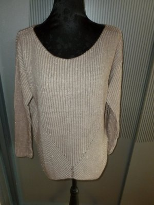 Strickpullover nude rose Made in Italy