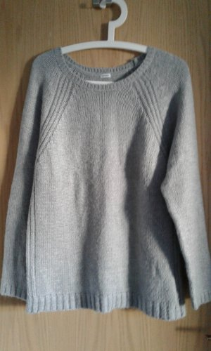 Pimkie Maglione lavorato a maglia grigio chiaro