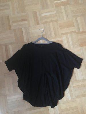 COS Poncho negro