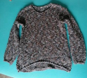 Rich & Royal Coarse Knitted Sweater multicolored