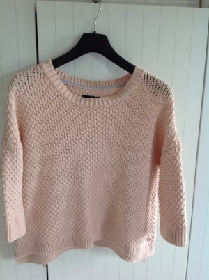 Strickpullover vom Campus by Marc O'Polo * Boxy-style * peach * Gr.S