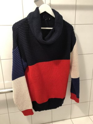 Brave Soul Knitted Sweater multicolored
