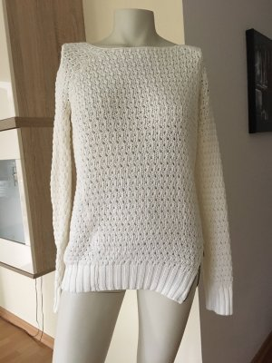 Anastacia by s.Oliver Knitted Sweater white