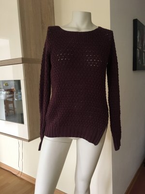 Anastacia by s.Oliver Knitted Sweater bordeaux
