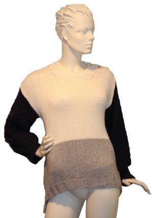Pierre Balmain Pull en laine multicolore laine