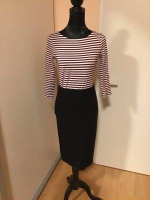 Hallhuber Jupe tricotée noir