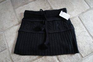 Strickrock schwarz von K&L Größe XS