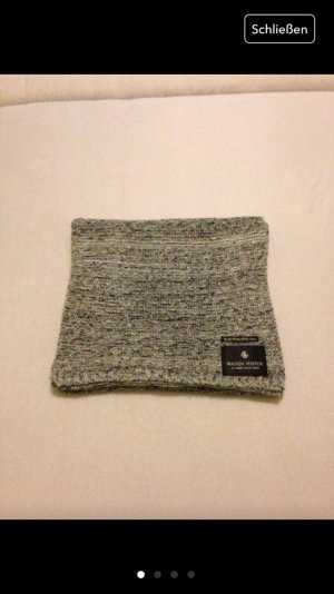 Strickschal grau - Maison Scotch