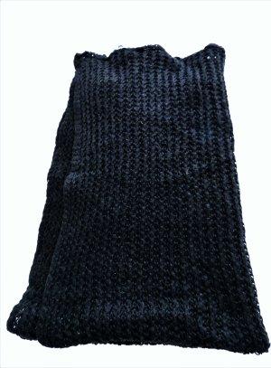 Pimkie Gebreide sjaal zwart