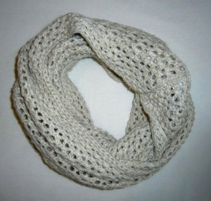 Accessorize Tube Scarf natural white-beige