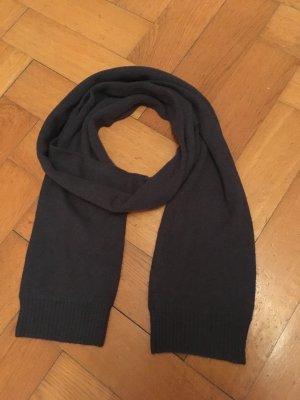 Scarf dark blue-slate-gray