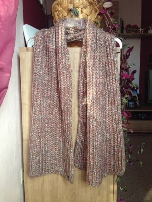 Fraas Knitted Scarf camel