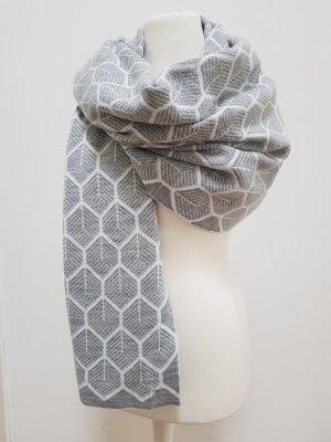 Opus Wollen sjaal veelkleurig