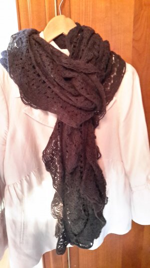 Knitted Scarf brown