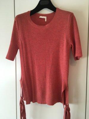 Strickshirt 100% Wolle